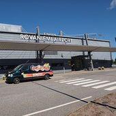 Аэропорт Рованиеми Финляндия