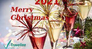 Вітаємо Вас зНоворічними та Різдвяними Святами!
