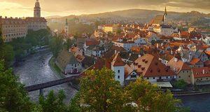 Чехия. Самые популярные замки идворцы Чехии