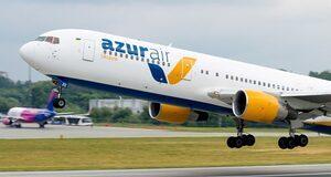 Нові правила реєстрації нарейси авіакомпанії Azur Air Ukraine