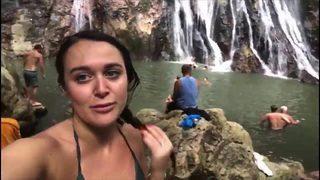 КоСамуи. Водопады НаМуанг