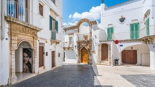 Дома всолнечной Италии вгороде Таранто всего за1 EUR