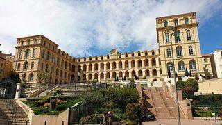 Марсель— средиземноморский курорт Франции