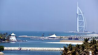 Об'єднані Арабські Емірати. Найцікавіші місця для подорожі