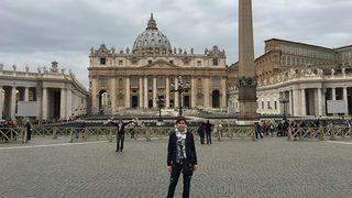 Поездка вРим: Пантеон, Треви, Ватикан