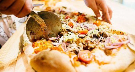 Приготовить пиццу вримской пиццерии