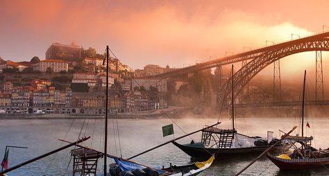 Порту— древний ипрекрасный!