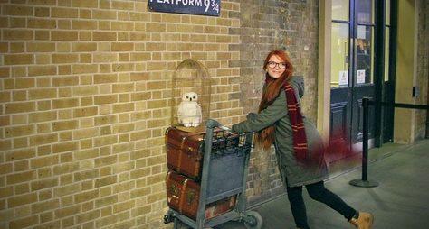 Последам Гарри Поттера вЛондоне!
