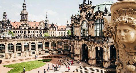 Прага— Дрезден: экскурсия встолицу Саксонии