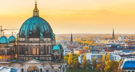 Онлайн-прогулка «Берлин— микс старого инового»