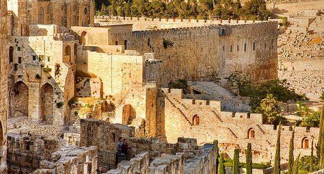 Узнать Иерусалим за3 часа