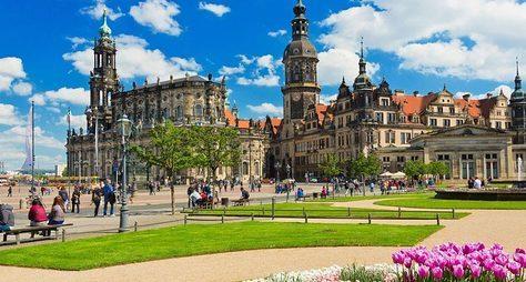 Красавец Дрезден— авто-путешествие изПраги