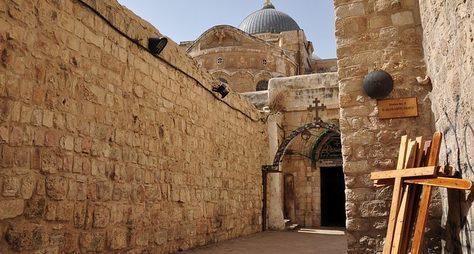 Иерусалим «без ступенек» за3 часа
