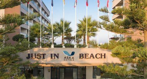 Aska Just InBeach Hotel