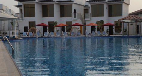 Mirage Bab AlBahr Hotel & Resort