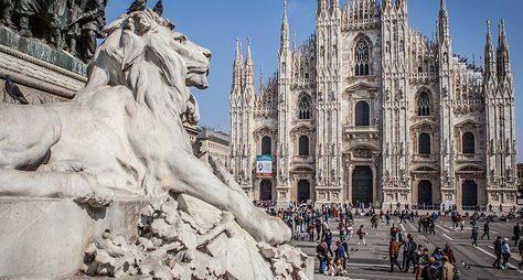 Знаменитый инеизвестный Милан