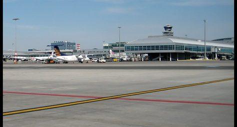 Международный аэропорт Праги - Рузине