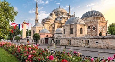 Стамбул исторический, нонеизведанный