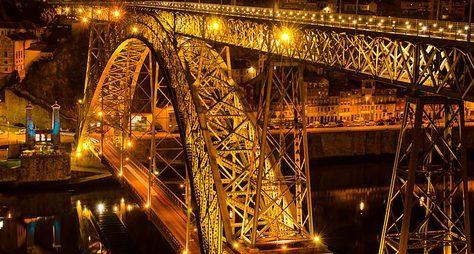 Ночная жизнь Порту