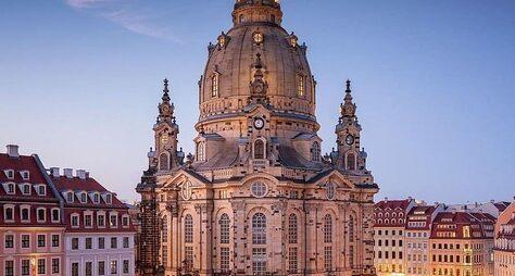 ИзПраги вДрезден