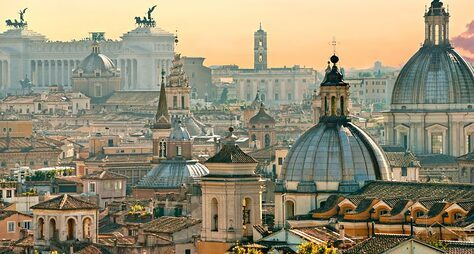 Увидеть Рим ивлюбиться