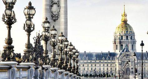 Париж снуля наавтомобиле