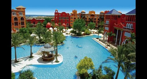 Grand Resort Hurghada 5* - Египет, Хургада