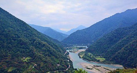 Самый удивительный уголок Европы— горная Аджария