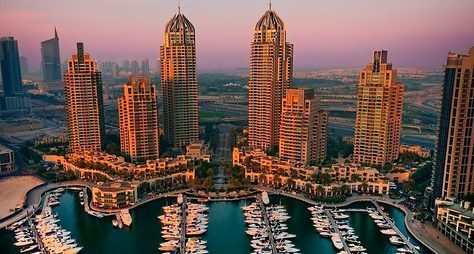 Удивительный Дубай