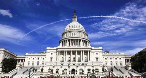 Вашингтон— столица США