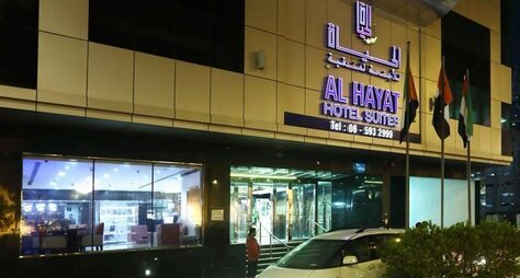 AlHayat Hotel Suites