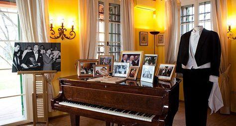 Дом-музей Лучано Паваротти иголовокружительные скорости Феррари