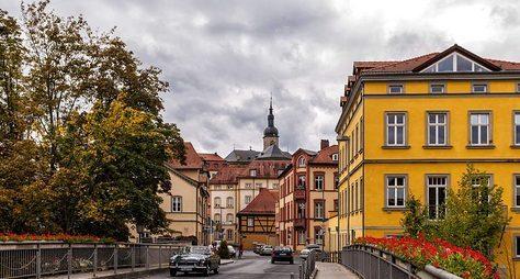 Бамберг: город изсредневековой сказки