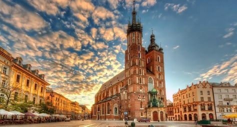 Моя мечта: Берлин, Прага, Будапешт