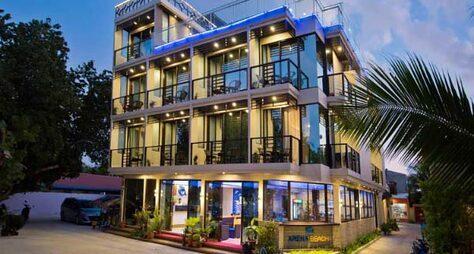 Arena Beach Hotel & Spa