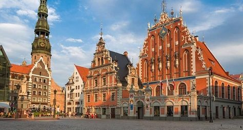 Наволнах Балтийского моря… Вильнюс— Рига— Стокгольм— Юрмала