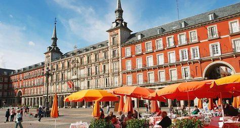 Мадрид— мозаика историй илегенд