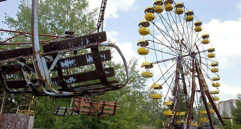 Чернобыль: путешествие взону отчуждения