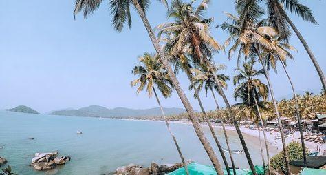Авиабилеты начартер Гоа, Индия