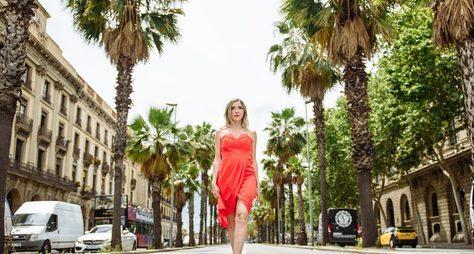 Инста-прогулка поБарселоне