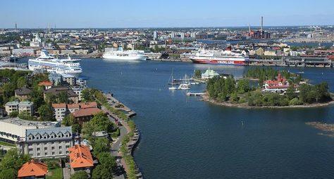 Знакомство сХельсинки