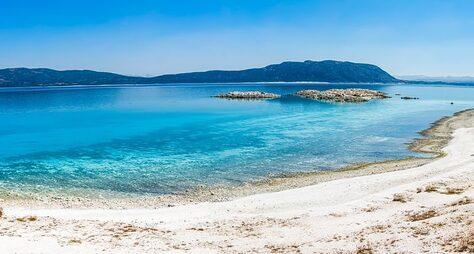 Райское озеро Салда: групповая экскурсия