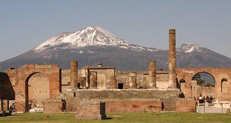 Помпеи— античная машина времени