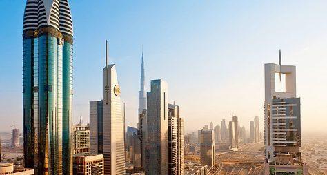 Весь Дубай заодин день