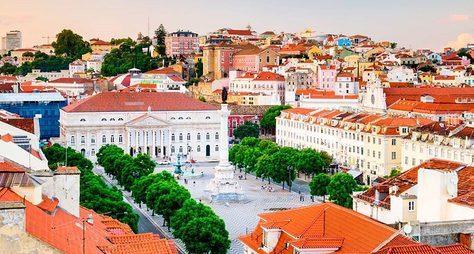 Лиссабон— любовь спервого взгляда