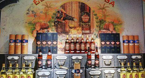Знакомство сбрендами Гаваны: ром, кофе, табак