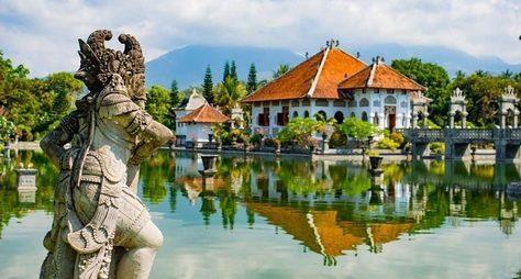 Загадки Востока. Храмы идворцы Бали