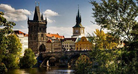 Индивидуальная квест-экскурсия посказочной Праге