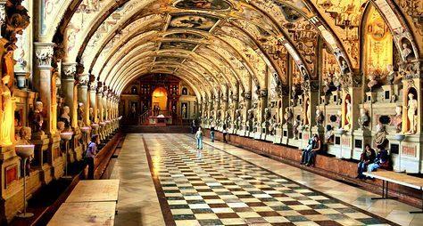 Групповой тур «Мюнхен— город-резиденция династии Виттельсбахов»