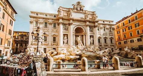 Рим: первые впечатления оВечном городе